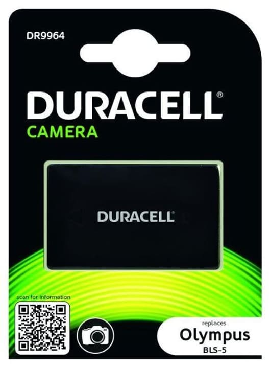 Batteria Duracell BLS-5 Olympus Replika 9000031221 No. figura 1