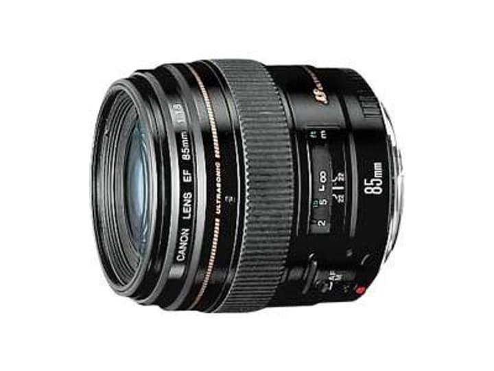 EF 85mm 1.8 USM Objectif Canon 785300123888 Photo no. 1