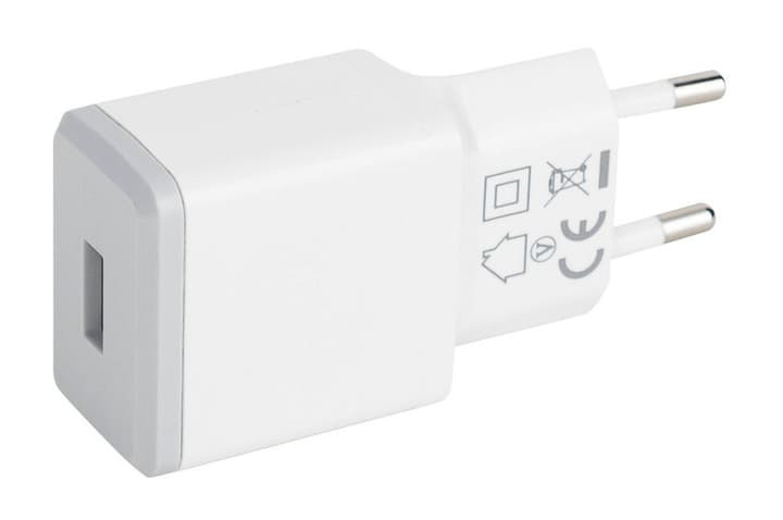Travel Charger blanc Chargeur XQISIT 798016300000 Photo no. 1