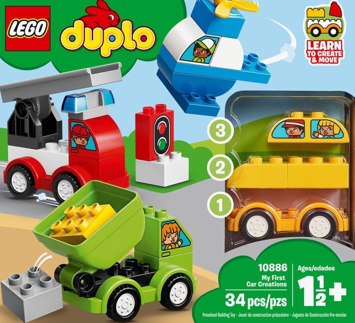LEGO Duplo 10886 premiers véhicul 748700400000 Photo no. 1
