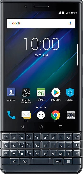 KEY2 LE Dual SIM 64GB Space Blue Smartphone BlackBerry 785300139694 N. figura 1