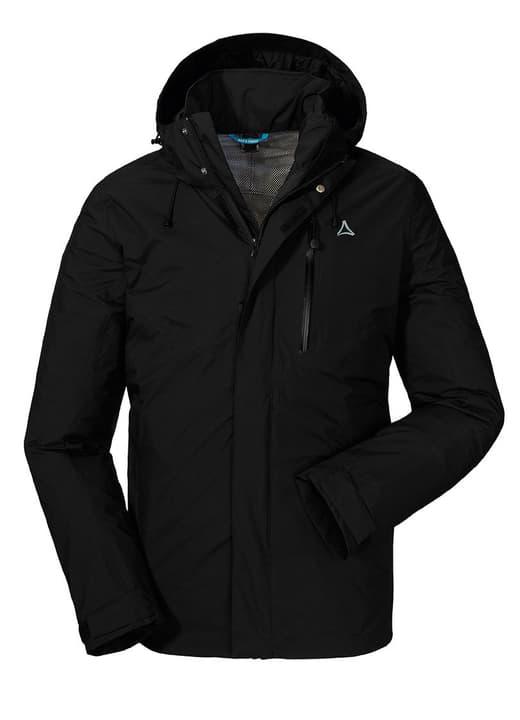 ZipIn! Jacket Adamont2 Veste pour homme Schöffel 465740505420 Couleur noir Taille 54 Photo no. 1