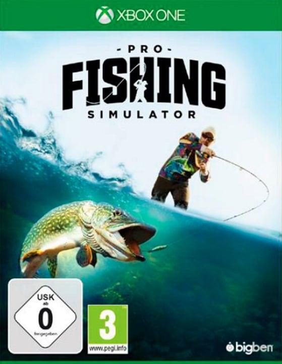 Xbox One - Pro Fishing Simulator (D/F) Box 785300138856 Bild Nr. 1