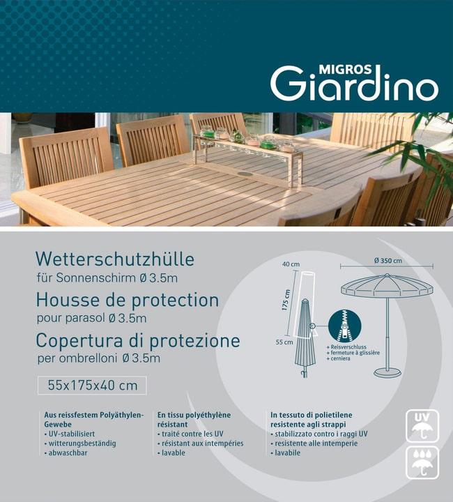 Copertura protezione per ombrellone con cerniera 753711600000 N. figura 1