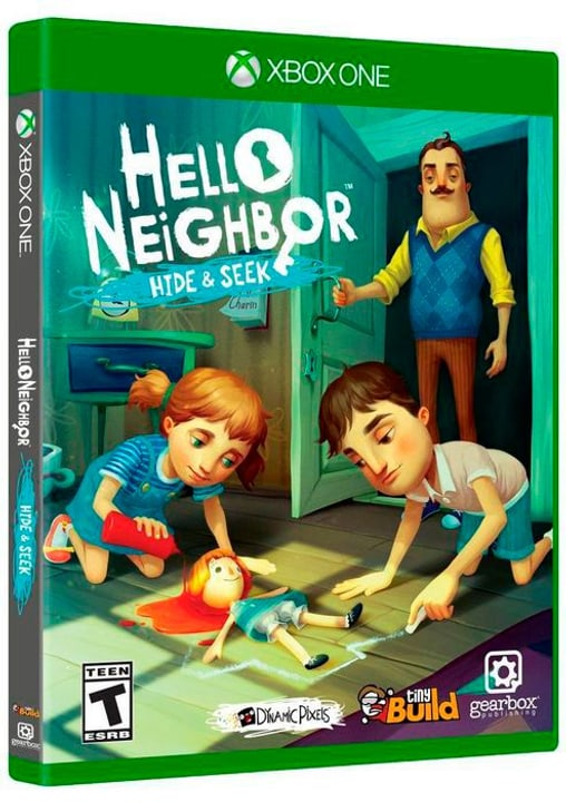 Xbox One - Hello Neighbor Hide & Seek  D Box 785300139467 Photo no. 1