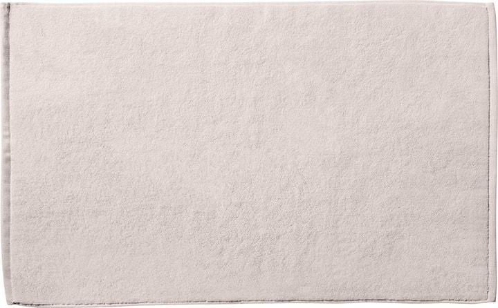 RACIO Tapis en tissu éponge 450859453069 Couleur Taupe Dimensions L: 50.0 cm x H: 80.0 cm Photo no. 1