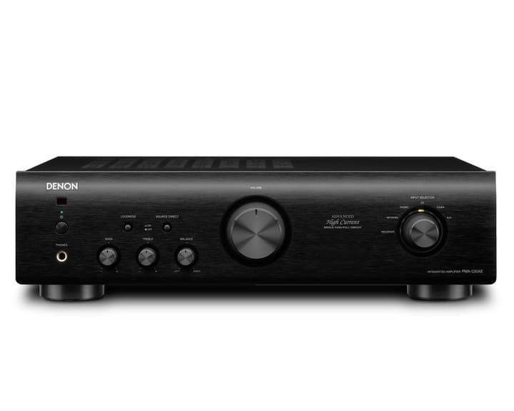 PMA-520AE - Noir Amplificateur Denon 785300123646 Photo no. 1