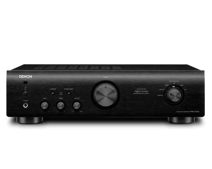 PMA-520AE - Noir Amplificateur Denon 785300123646 Photo no. 1