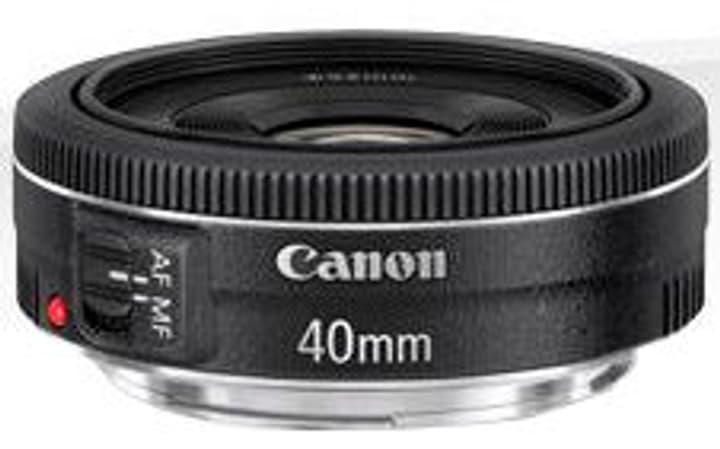 EF 40mm f/2.8 STM Import Obiettivo Canon 785300123959 N. figura 1
