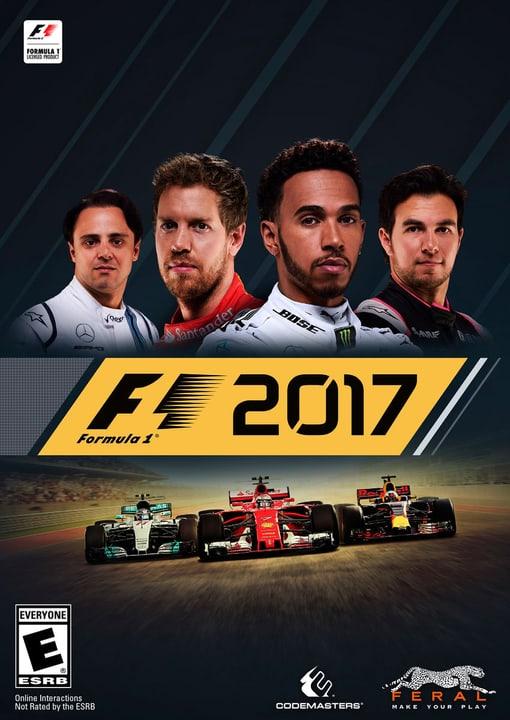Mac - F1 2017 Download (ESD) 785300134087 Bild Nr. 1