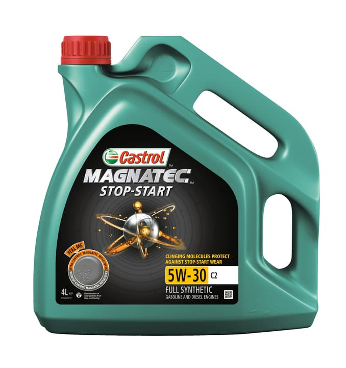 Magnatec Stop-Start 5W-30 C2 4 L Huile moteur Castrol 620266800000 Photo no. 1
