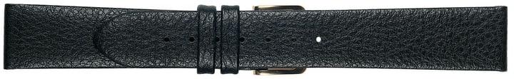 Bracelet de montre TEXAS noir 18mm 760919951820 Photo no. 1