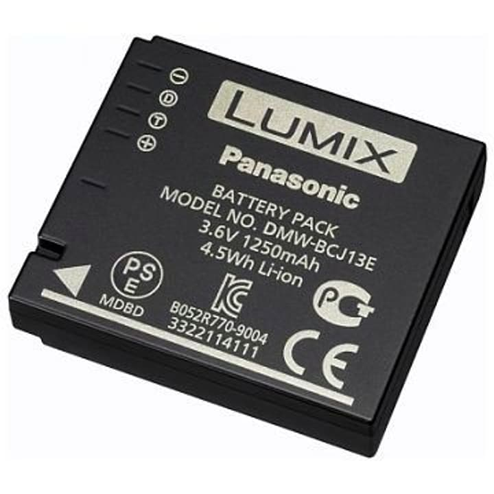 Li-Batterie DMW-BCJ13E Panasonic 785300124106 Photo no. 1