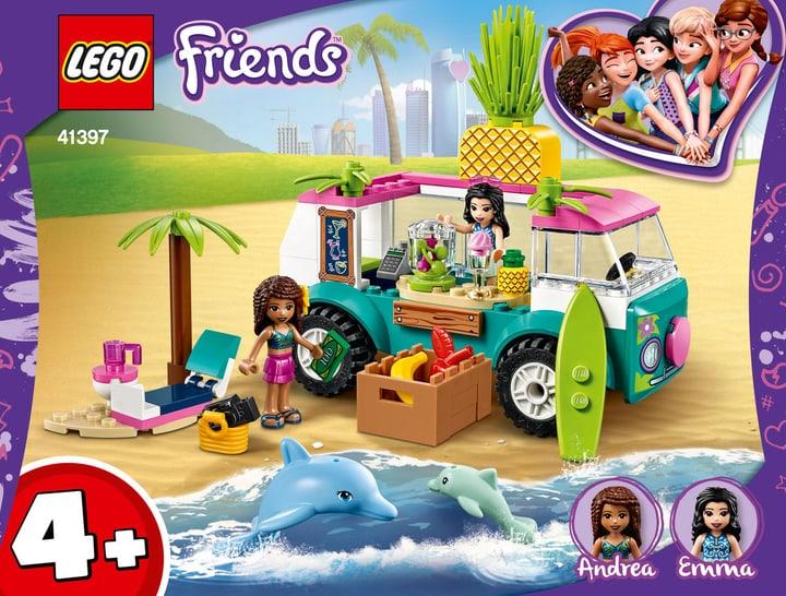 LEGO Friends 41397 Le camion à jus 748727100000 Photo no. 1
