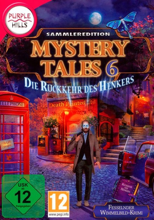 PC - Purple Hills: Mystery Tales 6 - Die Rückkehr des Henkers D Box 785300132176 Photo no. 1