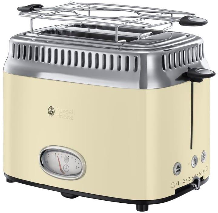 Retro 21682-56, beige Grille-pain Russel Hobbs 785300130943 N. figura 1