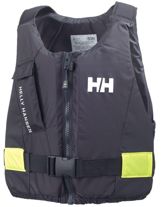 Rider Vest 50-60 kg Gilet d´aide à la flottabilité Helly Hansen 491087800386 Couleur antracite Taille S Photo no. 1
