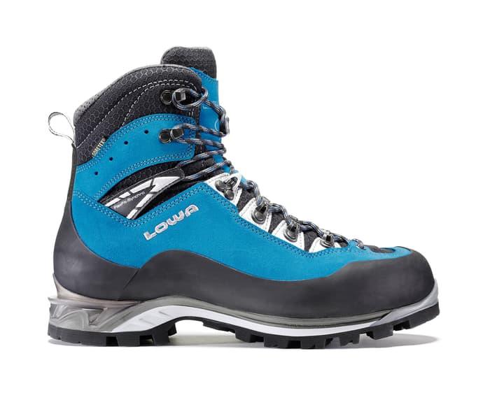 Cevedale pro Extra GTX Chaussures de trekking pour homme Lowa 499689549040 Couleur bleu Taille 49 Photo no. 1