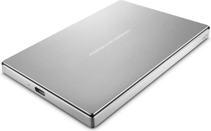 """Porsche Design Mobile Drive 4TB 2,5"""" Hard disk Esterno HDD Lacie 785300132348 N. figura 1"""