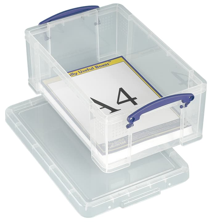 Really Useful Box Ordnungsbox 9 l Really Useful Box 603632600000 Bild Nr. 1