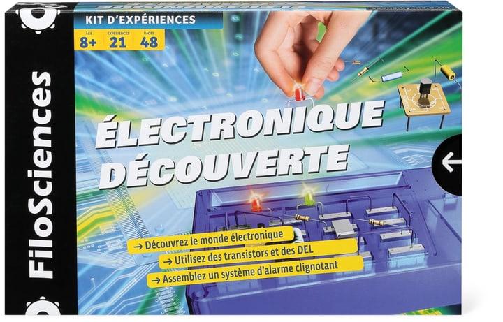 Electronique Découverte (F) 748622490100 Lengua Francese N. figura 1