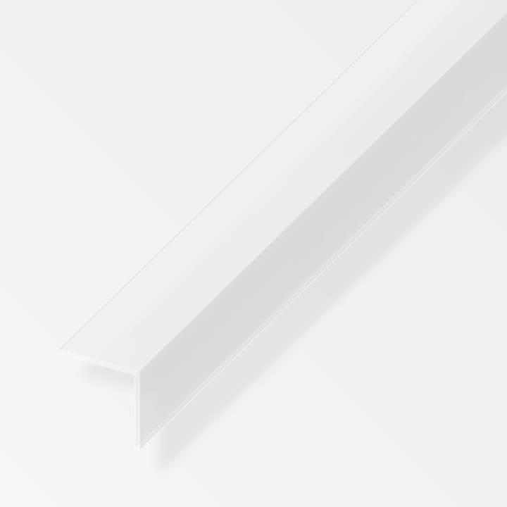Winkel-Profil gleichschenklig 1 x 20 x 20 mm PET trans. 1 m alfer 605140700000 Bild Nr. 1