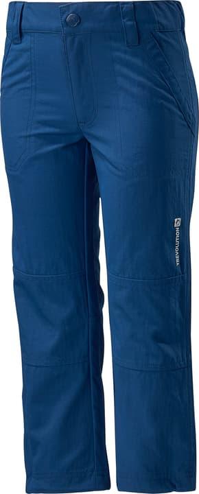 Pantalon de trekking pour garçon Trevolution 472333910443 Couleur bleu marine Taille 104 Photo no. 1