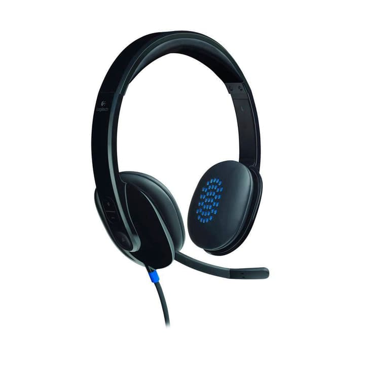 USB Headset H540 Logitech 795801300000 Photo no. 1