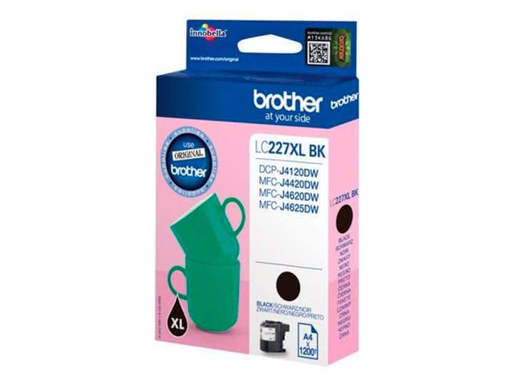 LC-227XLB nero Cartuccia d'inchiostro Brother 795837600000 N. figura 1