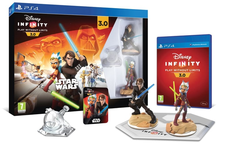 PS4 - Disney Infinity 3.0 Star Wars Starter Pack 785300119920 Photo no. 1