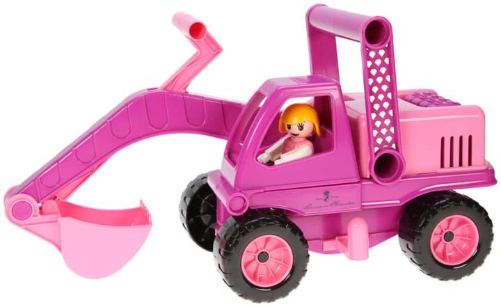 Lena Princess Escavatore Pink 743350500000 N. figura 1