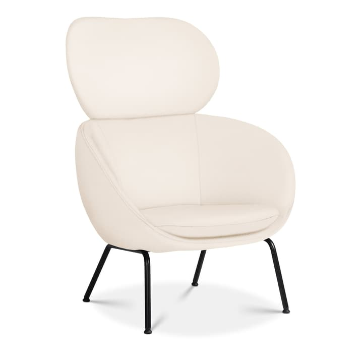 SAPO Fauteuil Edition Interio 360441007010 Dimensions L: 84.0 cm x P: 85.0 cm x H: 110.0 cm Couleur Blanc Photo no. 1