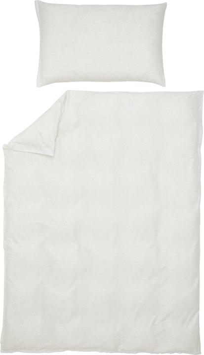 JADEN Satin-Kissenbezug 451293110681 Farbe Hellgrau Grösse B: 65.0 cm x H: 65.0 cm Bild Nr. 1