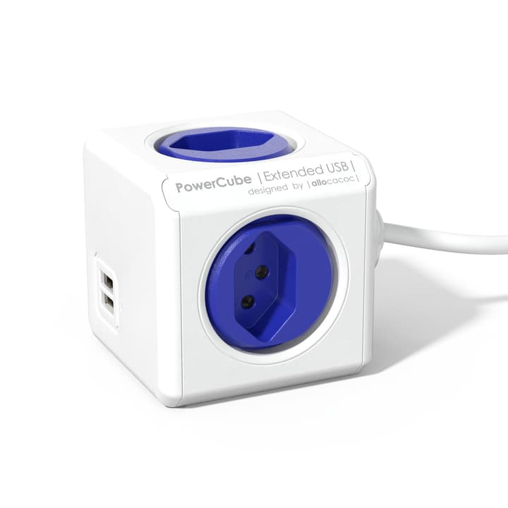Prise de courant PowerCube Extended USB 613198900000 Photo no. 1