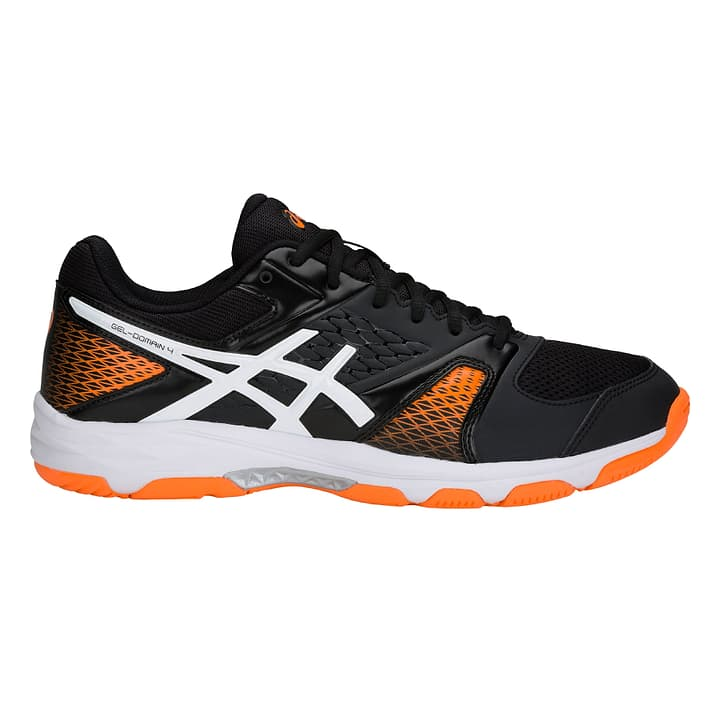 Gel-Domain 4 Chaussures d'intérieur pour homme Asics 461715141520 Couleur noir Taille 41.5 Photo no. 1