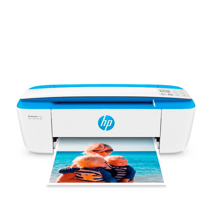DeskJet 3720 Wireless blau Multifunktionsdrucker HP 785300125281 Bild Nr. 1