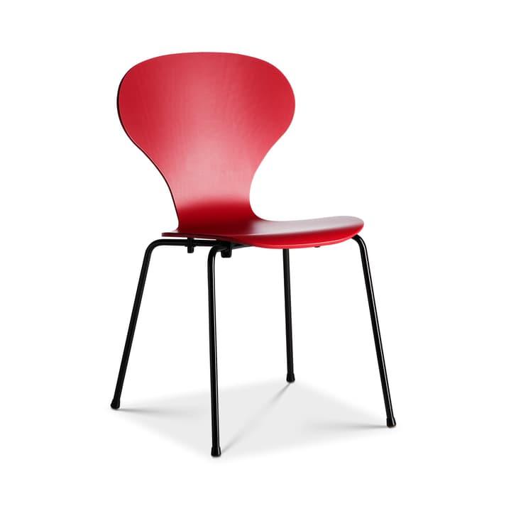 SON sedia 366159700000 Dimensioni L: 42.5 cm x P: 39.0 cm x A: 81.0 cm Colore Rosso fragola N. figura 1