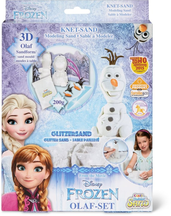 Diseny Frozen Magic Sand Olaf Disney 747431400000 Photo no. 1
