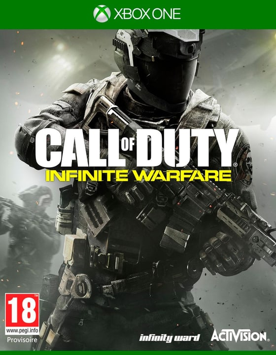 Xbox One - Call of Duty 13: Infinite Warfare Box 785300121090 Photo no. 1