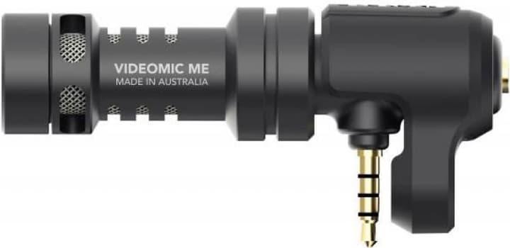Rode Videomic ME, Condensateur micrphone pour Smartphones 785300124367 Photo no. 1