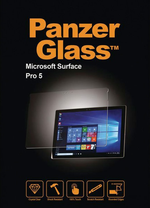 "Classic Microsoft Surface Pro 4 12.3 "" Protection d'écran Panzerglass 785300134558 Photo no. 1"