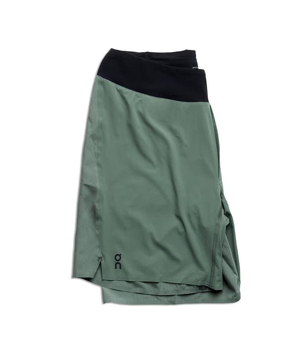 Lightweight Shorts Herren-Shorts On 470171500367 Farbe olive Grösse S Bild-Nr. 1