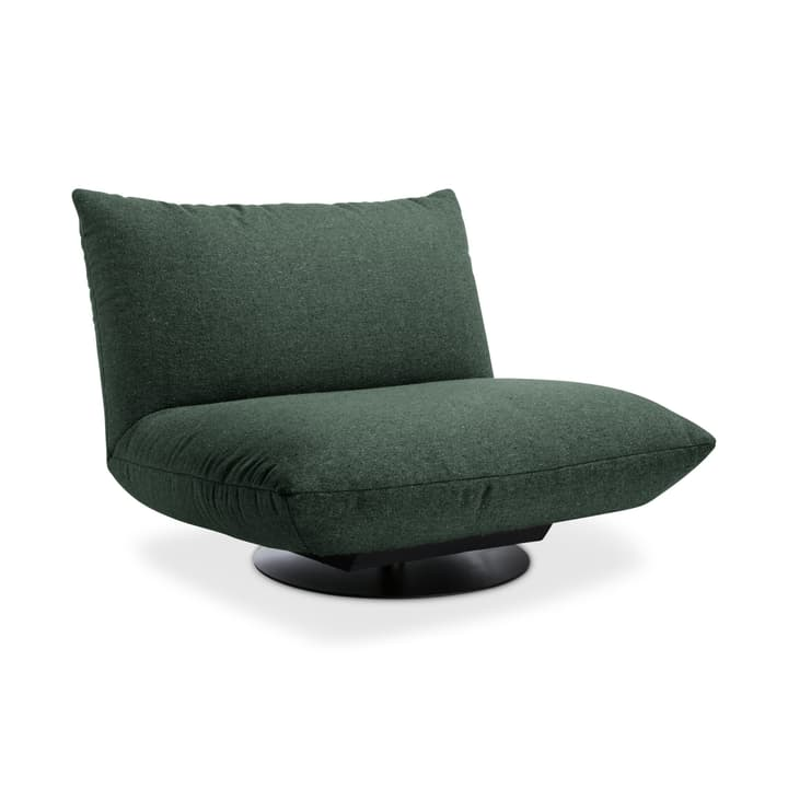 AMO Poltrona 360529607063 Dimensioni L: 104.0 cm x P: 104.0 cm x A: 78.0 cm Colore Verde scuro N. figura 1