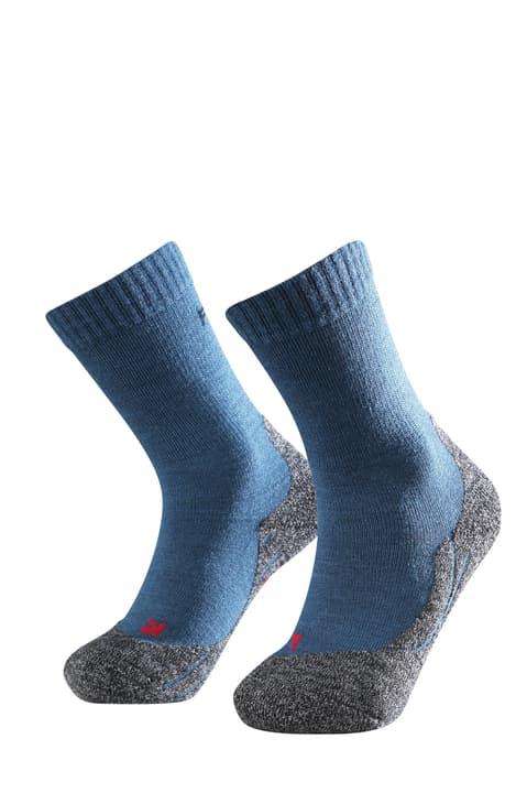 TK2 Kids Kinder Trekking-Socke Falke 497142527043 Farbe marine Grösse 27-30 Bild-Nr. 1