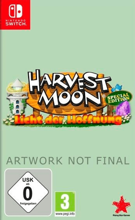 Switch - Harvest Moon: Light of Hope Special Edition (E) Box 785300132721 Photo no. 1
