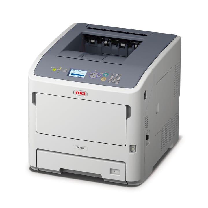 B731dnw imprimante monochrome Recto verso et WiFi OKI 785300124134 N. figura 1