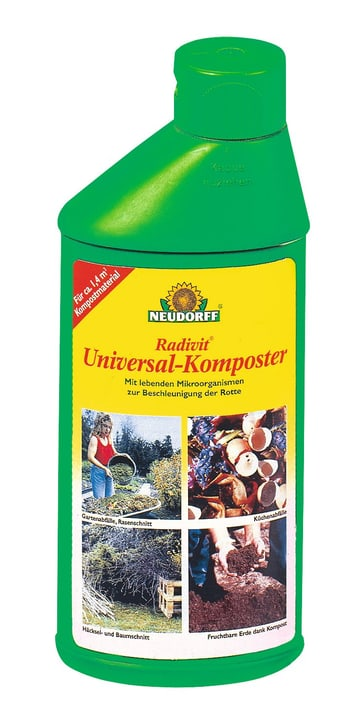 Universal-Komposter Neudorff 631155600000 Bild Nr. 1