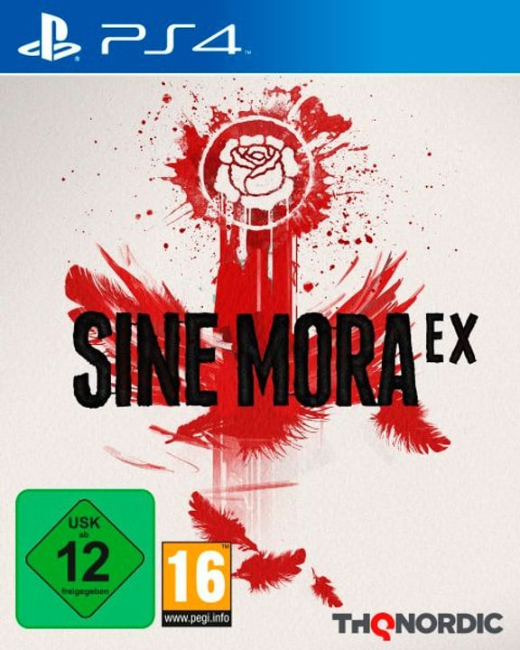 PS4 - Sine Morax Fisico (Box) 785300122619 N. figura 1