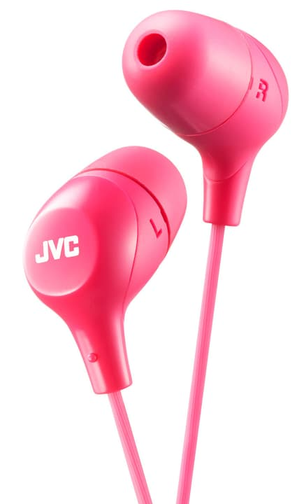 HA-FX38-P - Rose Casque In-Ear JVC 785300141765 Photo no. 1