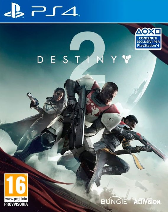 PS4 - Destiny 2 Physique (Box) 785300122300 Photo no. 1